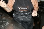 The Chef's apron.
