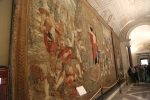 Tapestries dating to the 1400's